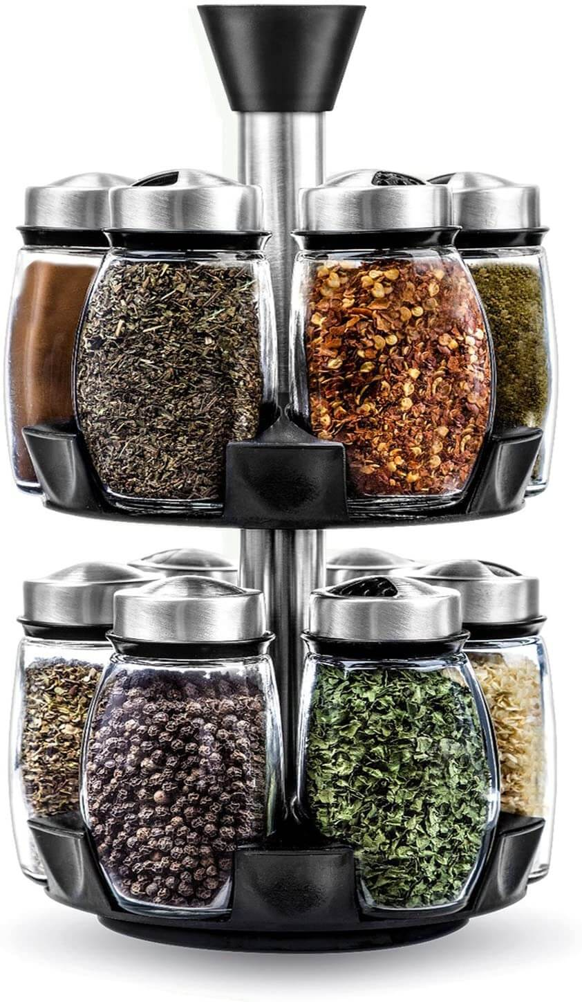 the 15 best spice racks to keep your