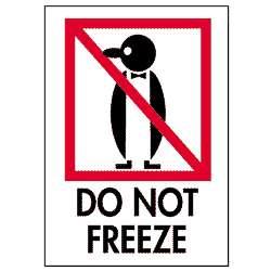 do not freeze