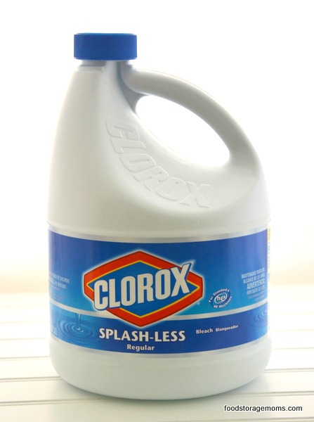 Clean And Sanitize With Clorox Bleach 101