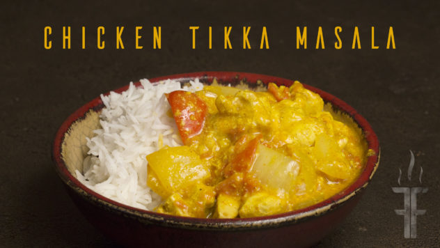 How to make Tikka Masala.