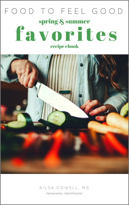 Free Paleo Recipe eBook