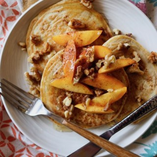 Easy Fluffy Grain-Free Pancakes