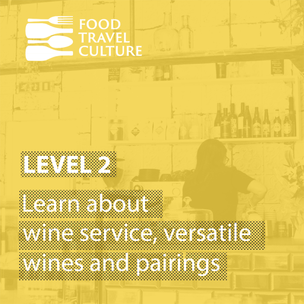 Food and Wine Pairing Online Course Level 2