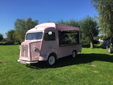 Sweets on Wheels - Cintjens Cookery Foodtruckbestellen