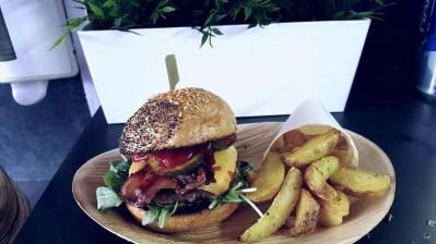 D'elice Burger op FTB