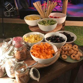 Wafel foodtruck kinderfeestje