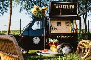 Foodtruck Taperitivo oudejaarsavond