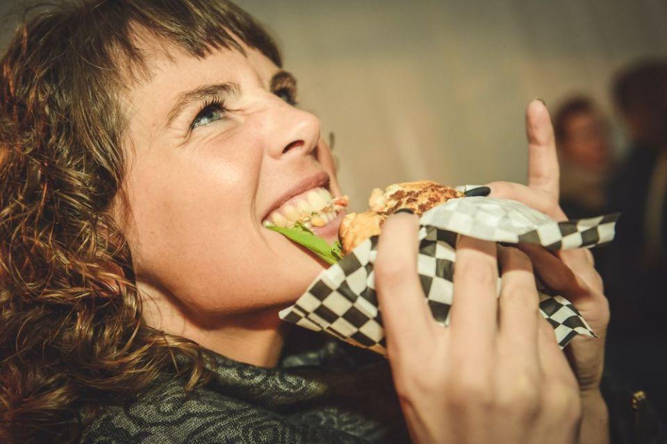 Foodtruck social proof