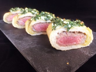 Garlic-Steak-Baguette