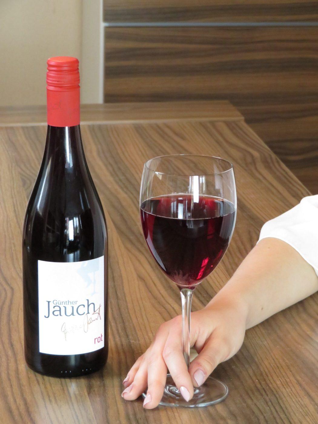 Günther-Jauch-Wein von Aldi