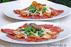 Sliced Kitchen – Gegrilltes Rindercarpaccio