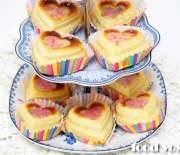 Имбирные кексы со сладкой фасолью