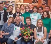мастер-класс «Весенний Грузинский ужин» 11 марта 2017 в кулинарной студии «CLEVER»