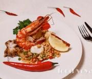 Паэлья с морепродуктами — Рaella de marisco