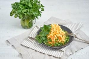 Витаминный капустный салат
