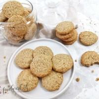 Vollkorn / Haferflocken Kekse