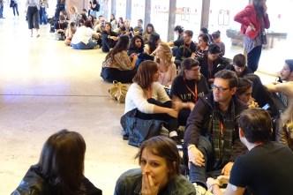 fila festa cinema