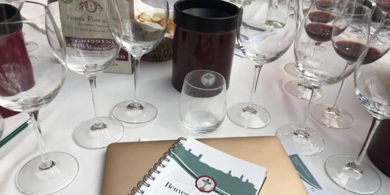 WINE/ GALLO NERO: AL GRANFONDO VINCONO  FEDERICO POZZETTO E GREGORY BIANCHI (MEDIOFONDO)