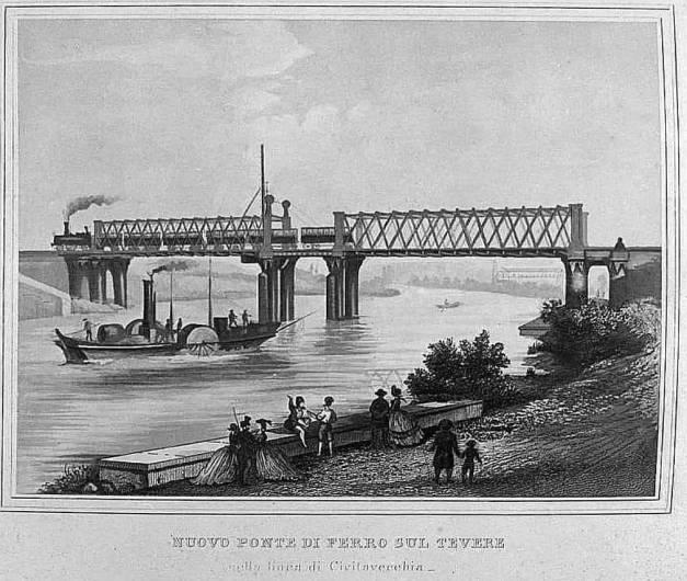 ponte ferro