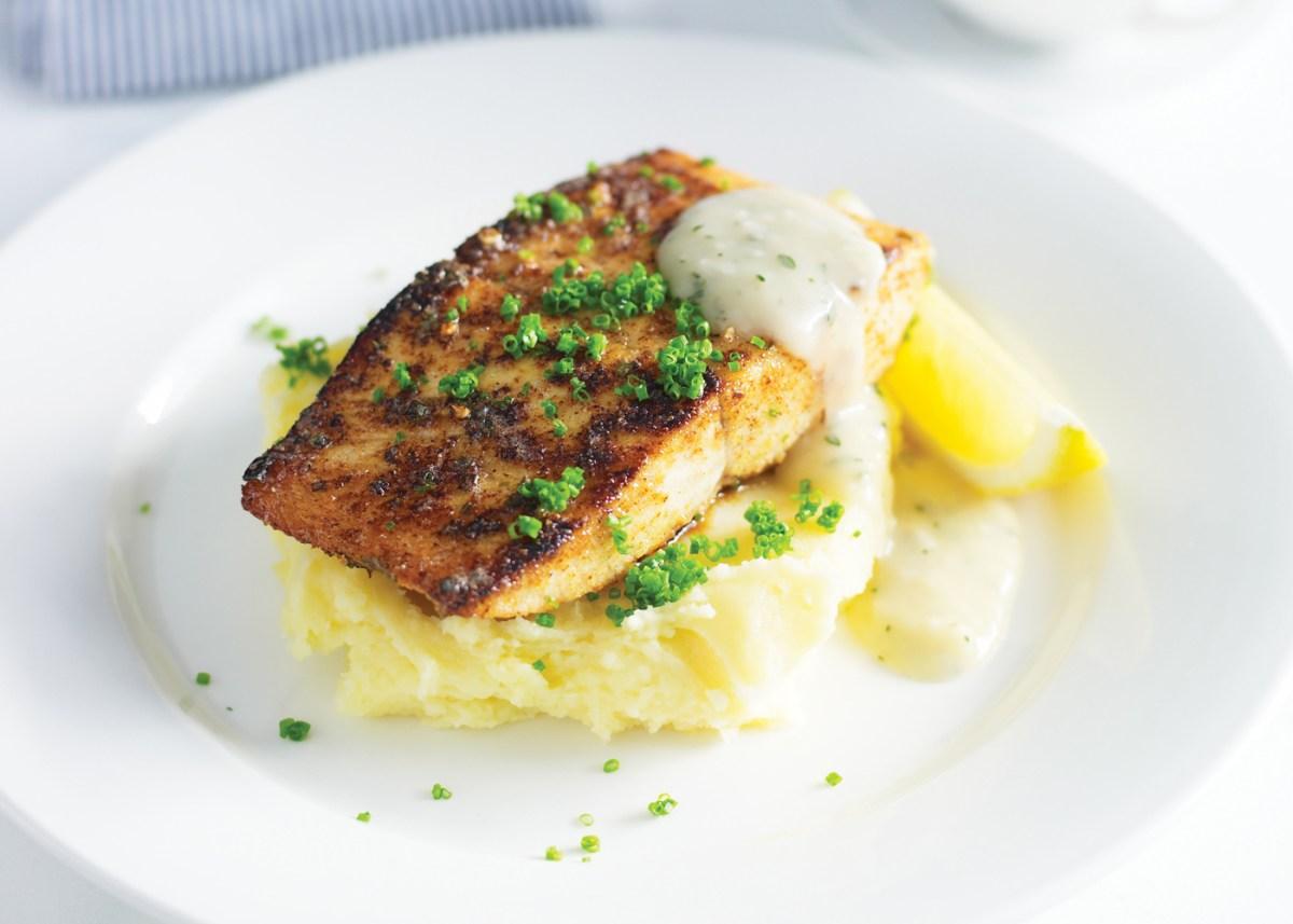 Creamy Hake Fish Recipes