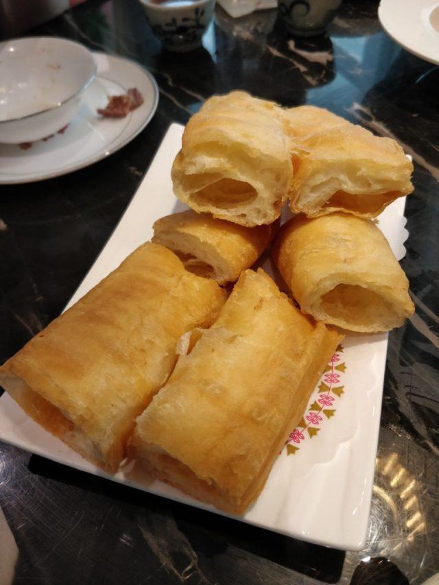 cantonese doughnut