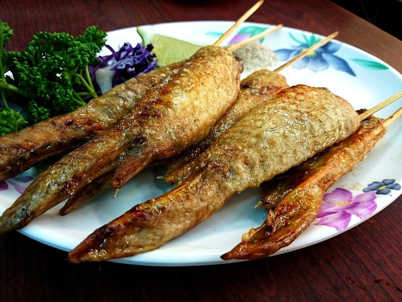 新永大海鮮碳烤 - Foody 吃貨