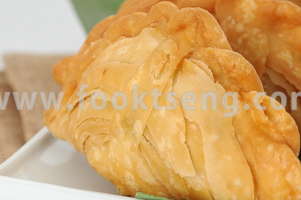 Curry Puff Pusing