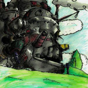 Le château ambulant - 2014