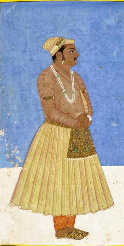 Portrait of Raja Birbal: https://commons.wikimedia.org/wiki/File:Birbal.jpg