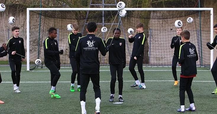 Senseball Entrainements et Exercice de foot