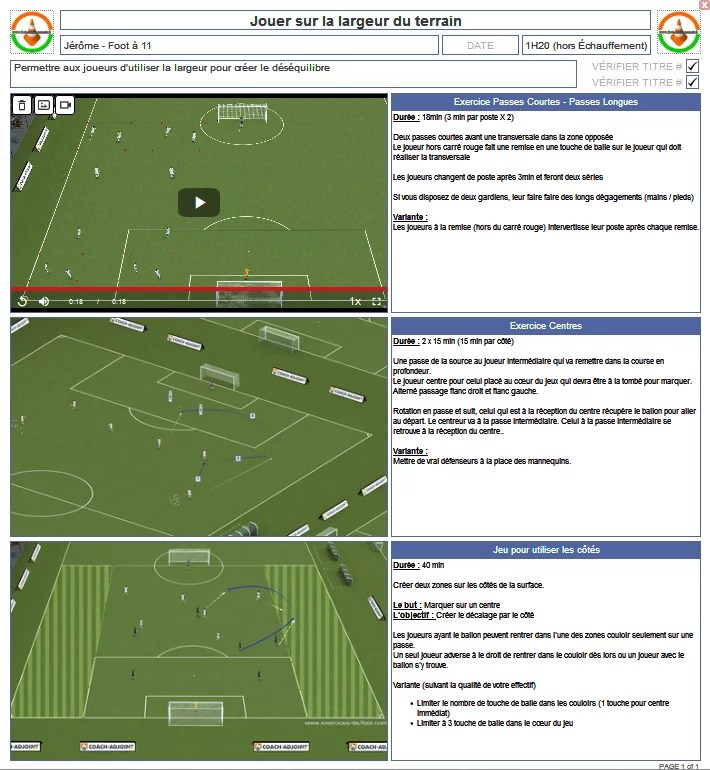 exercice-de-foot.com by foot-entrainements.fr