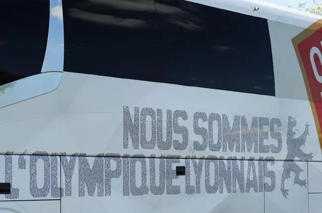 OM-OL: The Lyon bus smashed, Aulas evokes a cancellation of the match