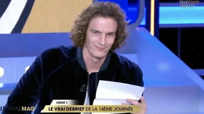 TV : Téléfoot ne va pas virer son chroniqueur en furie