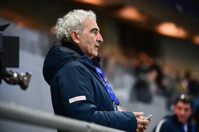 L1 : Raymond Domenech officialisé samedi à Nantes