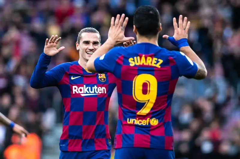 Barça : Griezmann n'a pas été blacklisté par Messi et Suarez