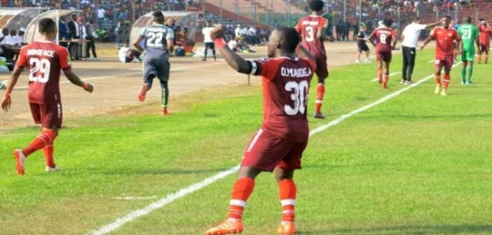 Coupe de la CAF: Mandela titulaire, le Horoya condamné à l'exploit