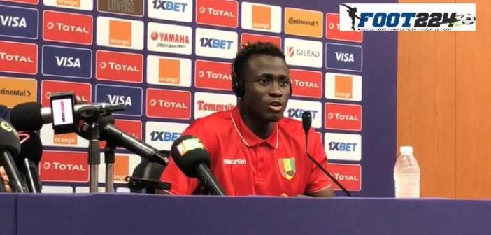 Issiaga Sylla: «C'est important que Naby Keita soit là»