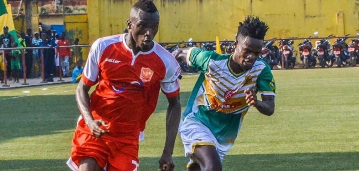 Ligue 1 (J3): partage de points entre le CIK et le Horoya