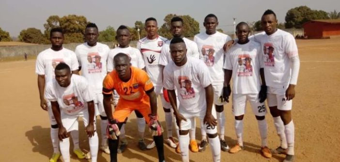 Ligue 1 (J7) l'ASK contraint Wakriya au partage de points à Boké