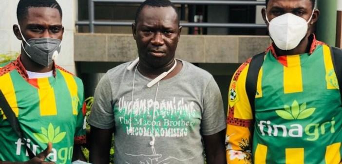 AS Kaloum : un gardien et attaquant congolais étoffent l'effectif