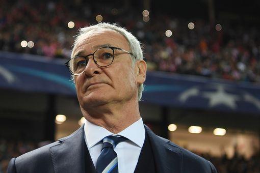 Former Leicester manager Claudio Ranieri