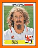 1995-Alexis LALAS Panini Padova 1995