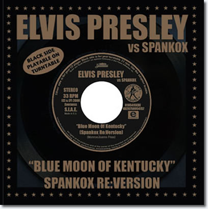 blue moon of kentucky vinyl cd single