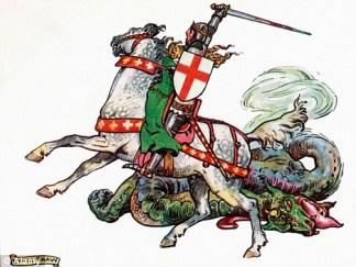 saint george cross england flag