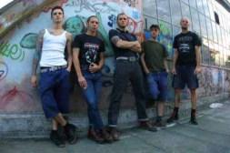 Los_Fastidios oi! band verona virtus