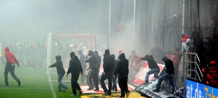 invesione ultras colonia