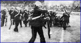 parma reggiana 1986 scontri