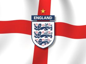 three lions england football