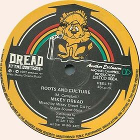 roots and culture disco mikey dread