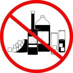divieto bere alcol